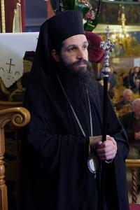 Μητροπολίτης Σιασανίου και Σιατίστης κ.κ. Αθανάσιος